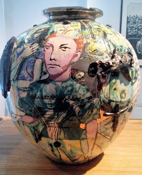 Grayson Perry at YSP