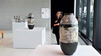 Emilie Taylor: winter/Demeter vessels