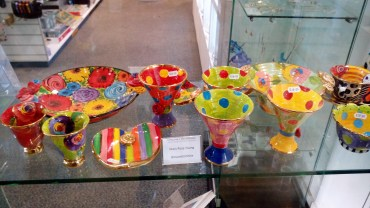 Mary Rose Young, Arts Centre Shop