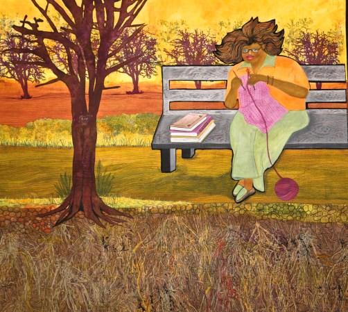 Sweet Sweet, Bliss, by Valerie White. Denver Colorado USA