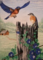 The rest stop by Jan reed, Grass Valley, California USA