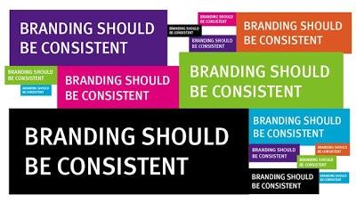 Social media branding should be consistent