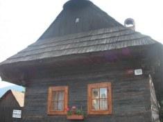 Chata Drevenica Vlkolinec