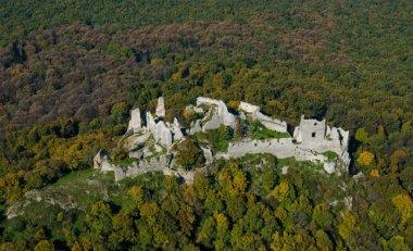 areál hradu Gýmeš