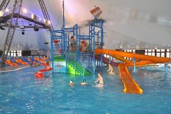 vnútorný detský bazén Kúpalisko Bešeňová