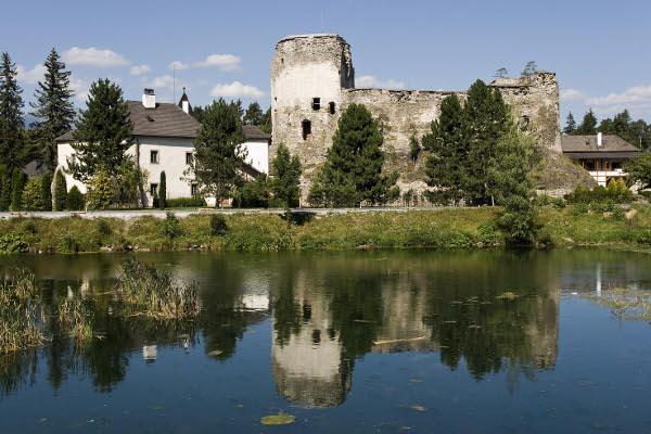 Liptovský Hrádok - hrad