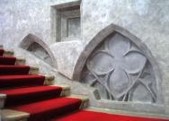 schodište - Pálffyho palác