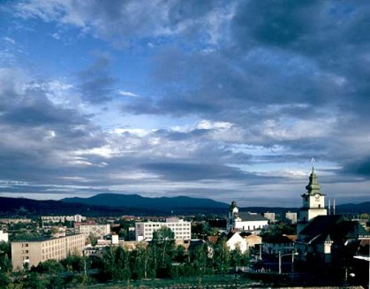 mesto Prievidza