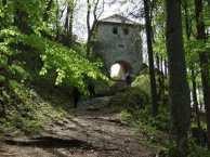 Muránsky hrad - výstup