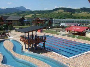 vonkajšie plavecké-športové bazény