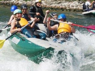 Rafting a splavovanie Liptovská Mara