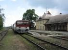 Vlaková stanica Stará Turá