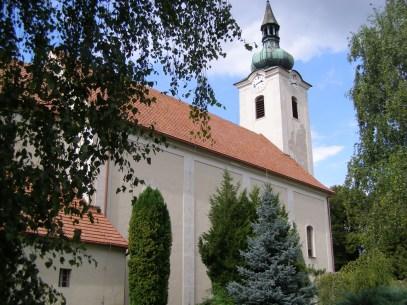 Katolícky kostol Stará Turá