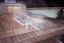 vonkajšie bazény - Termálne kúpalisko Vrbov