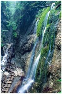 Vodopády Slovenský raj