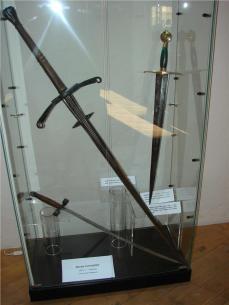 zbrane v Ľudovítovom paláci