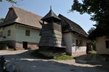 zvonica Vlkolínec
