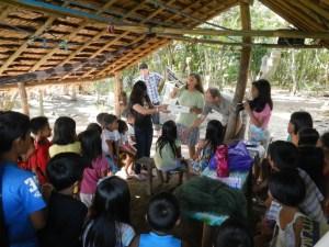 Kids Time in Capuy