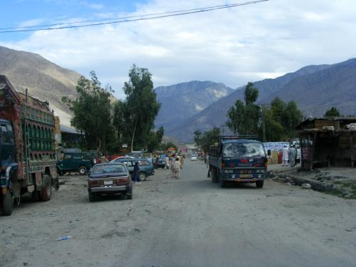 GB Scouts and Police start search operation in Chilas