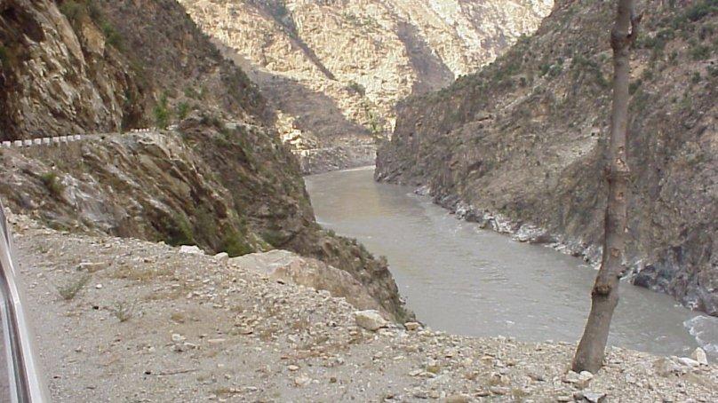 Skardu bound bus plunges into a ravine, 15 killed