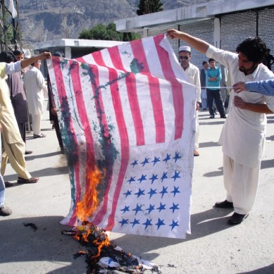 More protests held in Gilgit over anti-Islam video