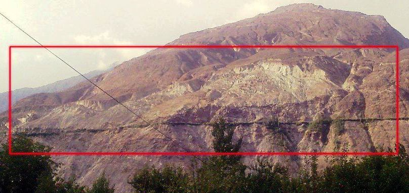 Mayun Landslide: 20 families evacuated from a village of Hunza Valley