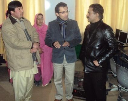 Additional Chief Secretary GB Assadullah Faiz visited KADO (6)