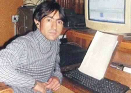 The deceased newspaper worker