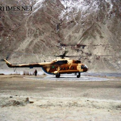 Gojal: Pak Army chopper evacuates 150 stranded students from Gulmit