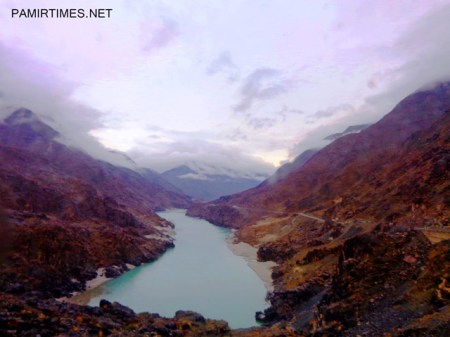 Diamer Dam