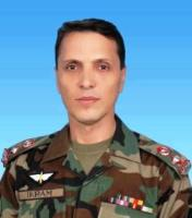 Lt Col Ikram uh Haq (Shaheed)