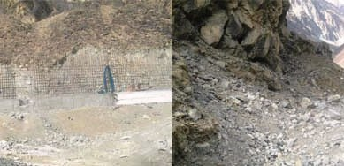 Gojal: Road to Misgar Valley in dire need of repair