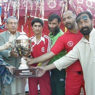 Team Gilgit-Baltistan defeats Azad Kashmir in final match of All Pakistan U-14 Football Tournament