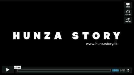 HUnza story