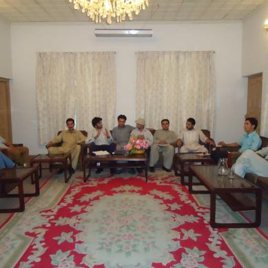 """Ghizer district administration trying to portray youth activists as miscreants"", says GYC"