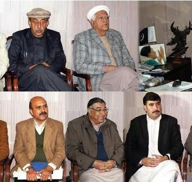 Hunza-Nagar reps authorize newly formed committee to decide fate of district headquarters