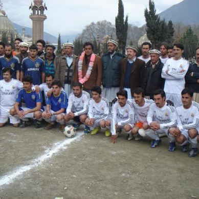 Shujaur Rehman Memorial Football Tournament Concluded in Chitral