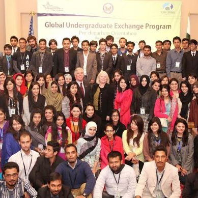 Ten students from Gilgit-Baltistan to participate in Global Undergraduate Exchange programme
