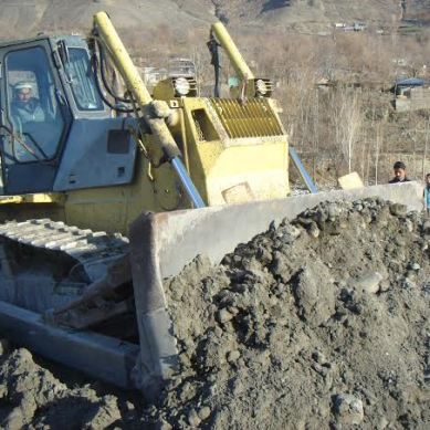 Chitral: Project started to save Booni-Mastuj Road