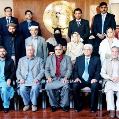 Gilgit-Baltistan Legislators attend workshop at PIPS, Islamabad