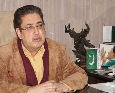 Elections in Gilgit-Baltistan to be held in accordance with law, says Mehdi Shah