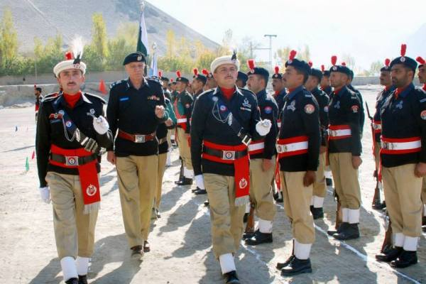 The Gilgit-Baltistan is planning to hire more police officials