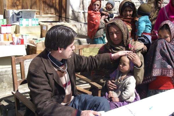 14 children had died in the Khot Valley due to pnuemonia during the last two months