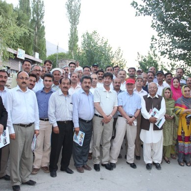 """Amjad Ayub reelected Chairman of KADO, """"Vision 2020"""" approved by general body"""