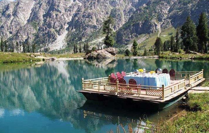 Let's not pollute Gilgit-Baltistan