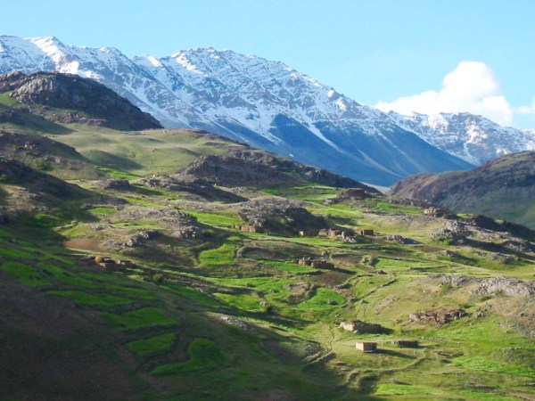 Boroghil is a picturesque valley located at the juncture of the Pamir and Hindukush mountain ranges. I