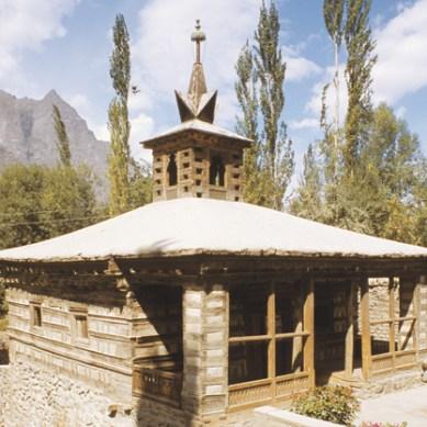 Amburiq mosque: Restored spirituality