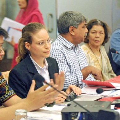 'Anti-terrorism laws being used against HR activists'