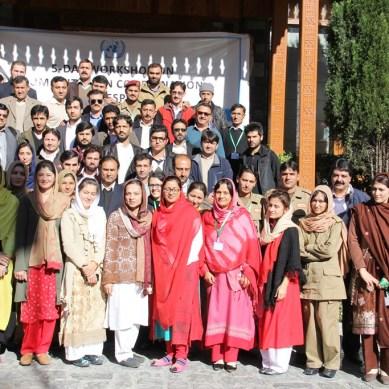 UNOCHA trains Gilgit-Baltistan based emergency responders for humanitarian coordination
