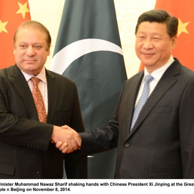 Pakistan and China vigurously pursuing Economic-Corridor project, says Nawaz Sharif